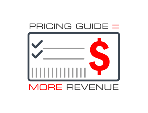 How to increase PDR revenue with a Pricing Guide