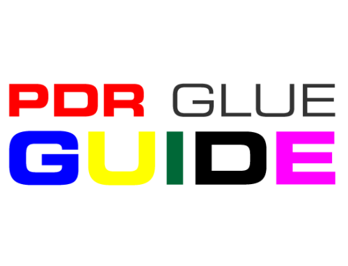 PDR Glue Guide: temperature range and strength