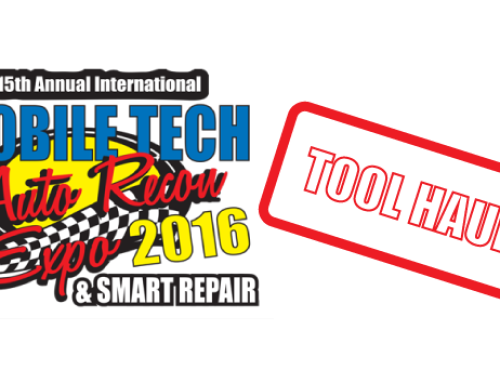 Mobile Tech Expo Tool Haul & Review