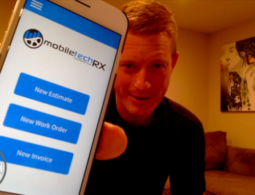 Tool Review: Mobile Tech RX (PDR estimating/invoicing software)